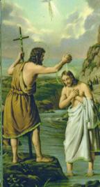St. John the Baptist: Saint of the Day for Monday, June 24, 2019