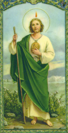 St. Jude Thaddaeus: Saint of the Day for Friday, October 28, 2016