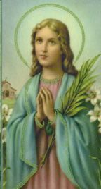 St. Maria Goretti: Saint of the Day for Monday, July 06, 2015