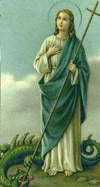 Saint martha patron saint