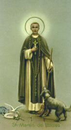 Image of St. Martin de Porres