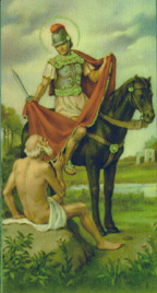 Image of St. Martin of Tours