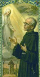 Image of St. Maximilian Kolbe