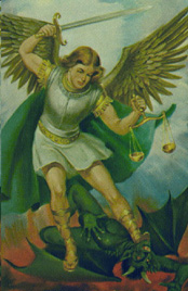 St. Michael the Archangel: Saint of the Day for Thursday, September 29, 2016