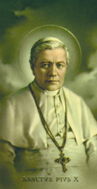 Image of St. Pius X