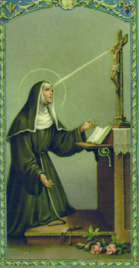 St. Rita: Saint of the Day for Friday, May 22, 2015
