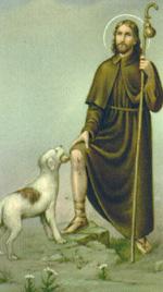 St Roch Saints Amp Angels Catholic Online