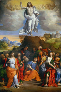 Ascension of Jesus Christ