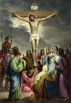 Image of Twelfth Station: Jesus dies on the cross