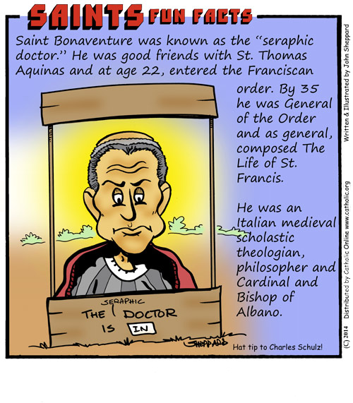 St. Bonaventure Fun Fact Image