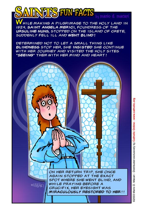 Catholic saints to pray to